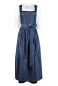 "Preview: Hemmadirndl  "" blau """
